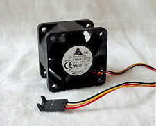 Delta FFB0412SHN 40mm x 28mm Server Fan 3 Pin Sun Fire V20Z S00715 370-6639