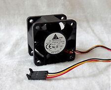 Delta FFB0412SHN 40mm x 28mm Server Fan 3 Pin Sun Fire V20Z S00715 370-6639