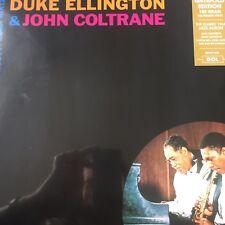 DUKE ELLINGTON & JOHN COLTRANE 'ELLINGTON & COLTRANE' DELUXE GATEFOLD VINYL LP