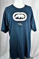 Ecko Unltd Men's Short Sleeve Rhino T-Shirt Size XL Blue