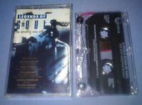 V/A LEGENDS OF SOUL A WHOLE STACK OF SOUL cassette tape album