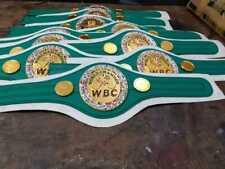 2020 Buy Brand New WBC Mini World Boxing Championship Belt Replica Fast Shipping