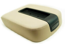 Armrest Center Console Leather Synthetic For Chevy Tahoe, Suburban 07-13 Beige