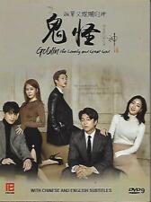 Goblin The Lonely and Great God DVD Lee Dong Wook Gong Yoo 5-Disc Boxset Eng Sub