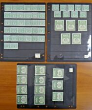 US Wines Revenue Stamps Scott# RE 108-203 MNH No Gum Lot of 57 Stamps CV $569.90