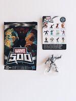 Marvel 500 Series 8 MARVEL/'S ULTIMATE BEETLE Figure Red /& Silver