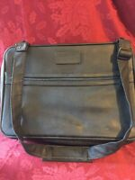 """Executives Leather laptop carrying bag, Up To 17"""""""