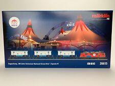 Marklin 26615 - Circus Knie Digital + Sound - NEW