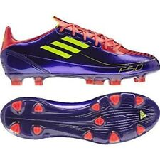 ADIDAS F30 AdiZero TRX FG Purple Red Yellow Soccer Cleats NEW Mens Sz 13