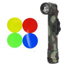 Standard LED Camping-Taschenlampen mit AA-Batterie-Glühbirnen