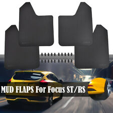 Mud Flaps Mudflaps Splash Guards For Ford Focus ST RS SE Sport Set Fender