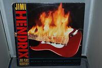Jimi Hendrix Import Jimi Plays Monterey Orig. Sound Track Record LP 1-25358