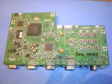 BENQ MP515 DLP PROJECTOR MAINBOARD TESTED WORKING PART No MP515 104-0FFF