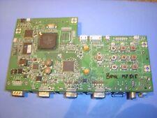 Proyector DLP BENQ MP515 Placa Base Probado Funciona parte no MP515 104-0FFF