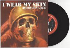 """One Minute Silence """"I Wear My Skin"""" 7"""" OOP NM Slipknot Mudvayne Deftones Korn"""