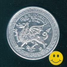 2009 Dragon Mabinogion Celtic Mythology Mardi Gras Doubloon Token