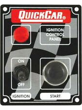 Quickcar Ignition Panel Push Button Light Qrp50-052 off Road Buggy.racecar