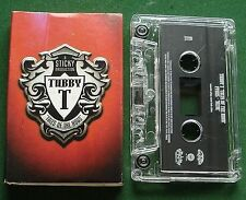 Tubby T Tales of The Hood Cassette Tape Single - TESTED