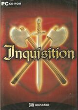 Inquisition (PC CD) * NEW * & Factory Sealed, Medieval World Adventure Game