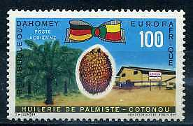 DAHOMEY - yvert n° 109 aérien, Europafrique - neuf**