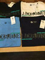 Jack & Jones Booster t shirt (4 colours) S-XXL