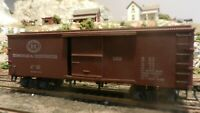 Roundhouse MDC Vintage HO Old Time 36' Boxcar Tonopah & Tidewate Upgraded, Exc