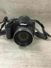 Nikon Coolpix P510 Digital Camera Black