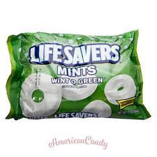 1 x 368g Beutel Lifesavers Mints Wint-O-Green wintergreeen aus USA