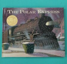 New listing The Polar Express Hardcover Book Brand New Mint