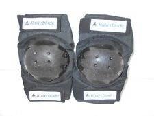 Rollerblade Brand Size Small Adult Elbow Pads Safety Gear Black, Pre-owned