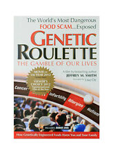 NEW! ~ Genetic Roulette (DVD 2012) Genetically Engineered Food, Jeffery M. Smith