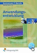 Basiswissen IT-Berufe, EURO, Anwendungsentwicklung: Basi... | Buch | Zustand gut