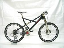 Porsche Bike FS, mtb mountainbike Fahrrad Votec, RH 51 cm, 11.6 kg, NP 3900 Euro