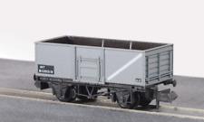Peco NR-44B N Gauge BR Grey Steel Mineral Wagon