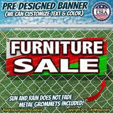 Furniture Sale Advertising Vinyl Banner Flag Sign Many Sizes Available Usa