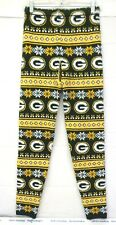 Green Bay Packers Women's Small Ugly Sweater Pants