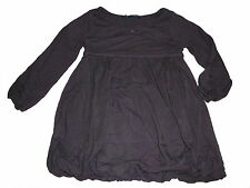 Lili Gaufrette tolles Kleid Gr. 104 lila-braun !!