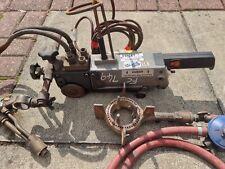 Messer Griesheim QUICKY Auto Portable Gas Flame Cutting Machine Straight Line -