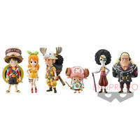 Banpresto One Piece Stampede World Collectable vol.1 figure Japan NEW F/S