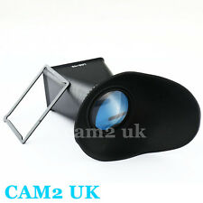 """3"""" LCD Screen 2.8x Display Viewfinder Extender for Canon EOS 600D 60D camera"""