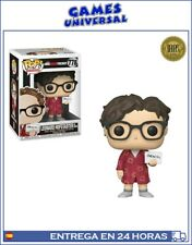 Pop Funko Big Bang Theory Leonard Hofstadter