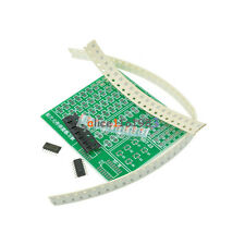 Skill Training SMD SMT Components Practice Board Shield Kit For DIY