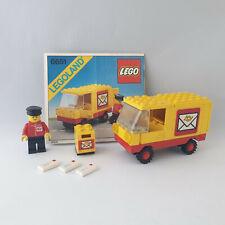 Lego Classic Town - 6651 Post Office Van