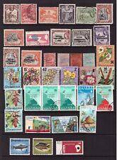 British Guiana/Guyana used stamps selection