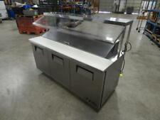 True Tssu-72-18 Perfect! 1/2Hp 115V 60Hz 10.5A Refrigerated Prep Table