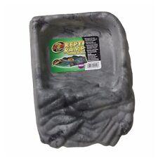 Zoo Med Repti Ramp Bowl Medium Reptile Feeding Watering Bowl Dishwasher Safe