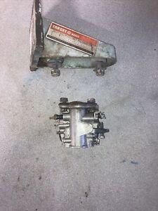 target quickie cut off saw carburetor