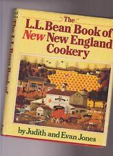 1987 L L Bean Book of New England Cookery Cookbook 669pg 800+ Recipes
