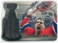 1998-99 Be A Player Playoff Highlights 8 Patrick Roy