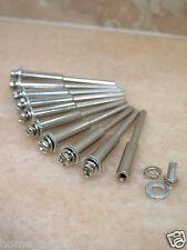 10 pieces Screw Rotary Mandrel 3mm shank adaptor Tools fits Dremel ( 3mm screw )